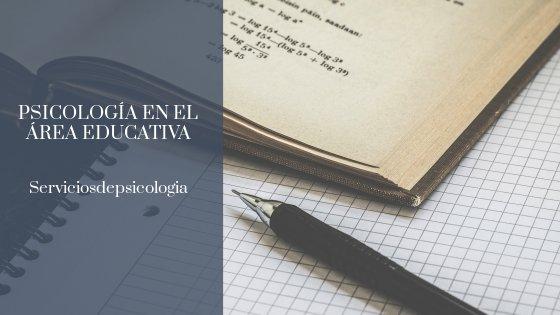 psicología educación