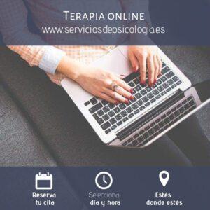 terapia online psicologo