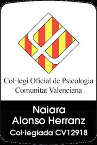 psicologa colegiada